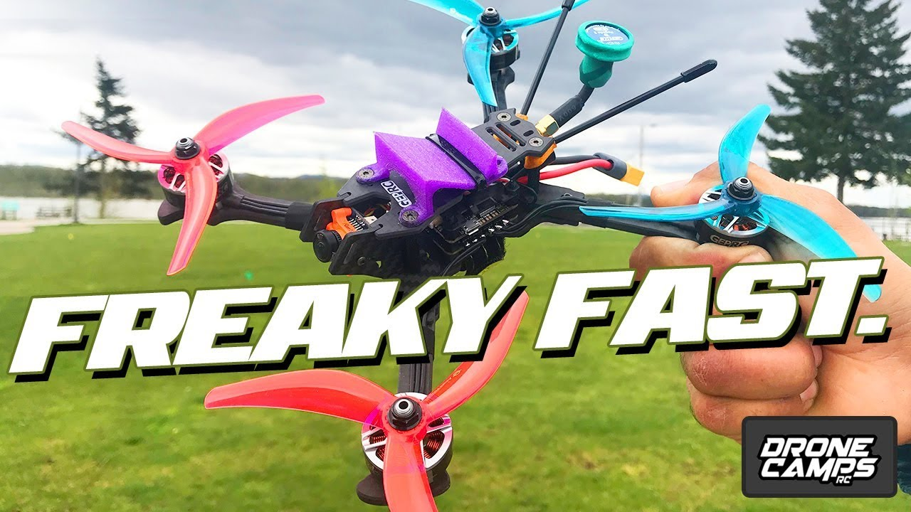 YOU WON'T BELIEVE IT! – GEPRC PIKA 5S Racing or Freestyle BNF Quad   HONEST REVIEW & FLIGHTS