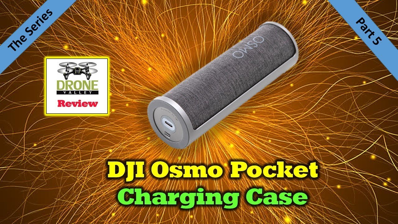 The Osmo Pocket Charging Case – All the Details You'll Need