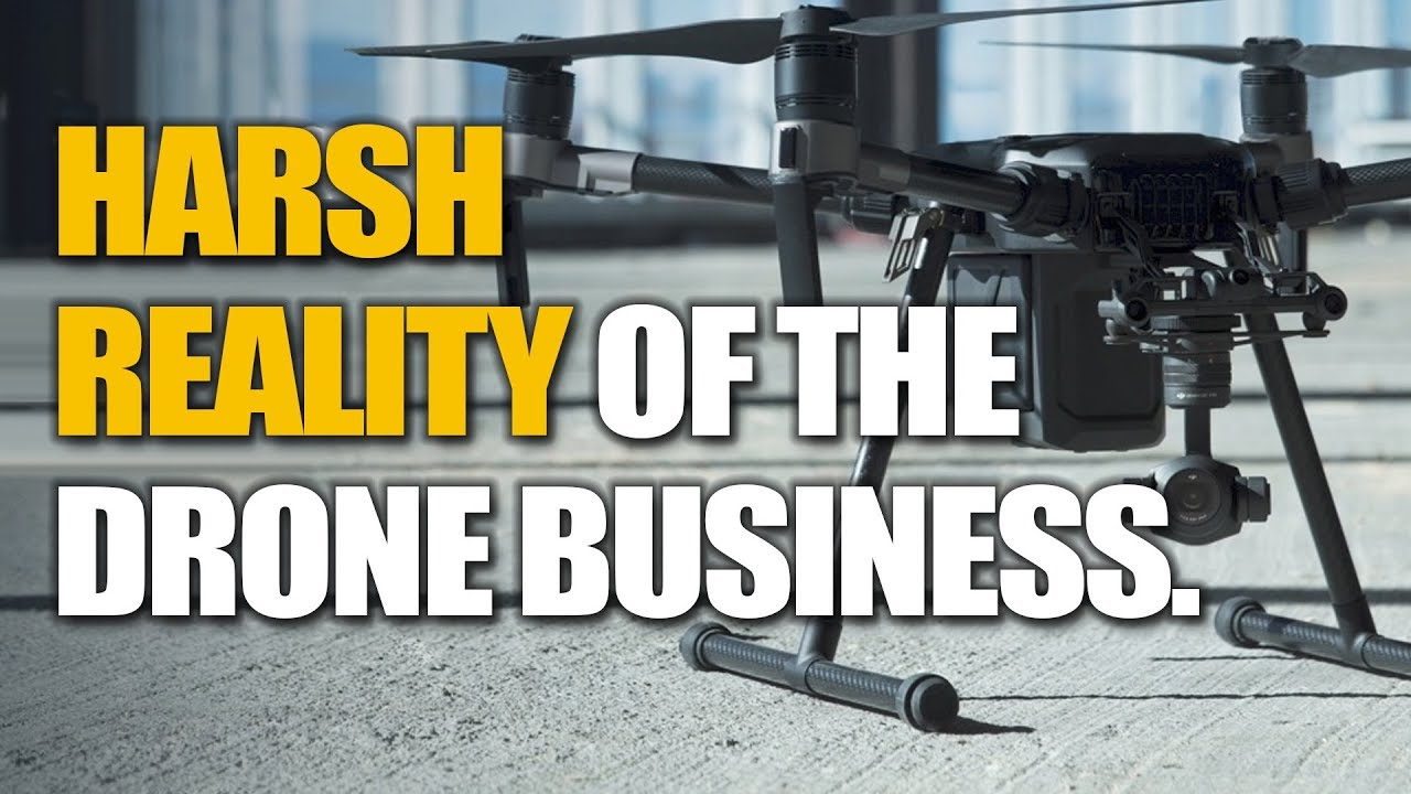 Starting a Drone Business? – 5 years advice in 10 minutes