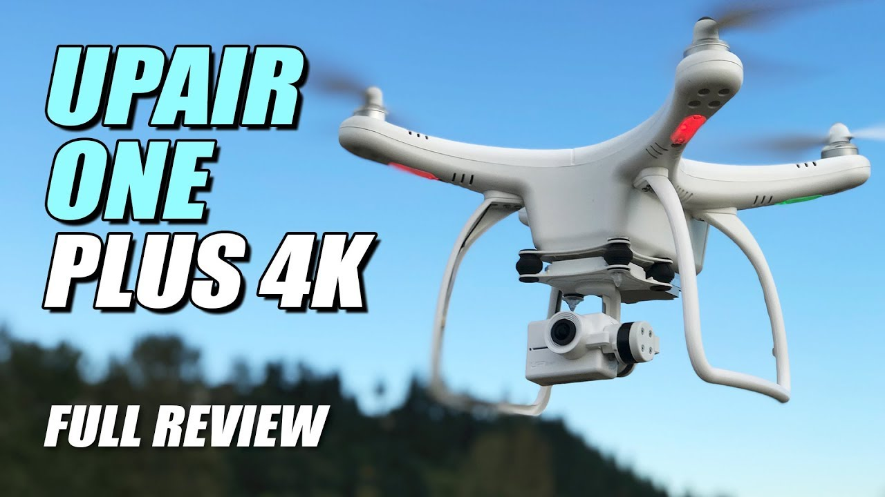 UPAir ONE Plus 4K – Full Review – [ Unbox, Setup, Flight Test, Pros & Cons ]