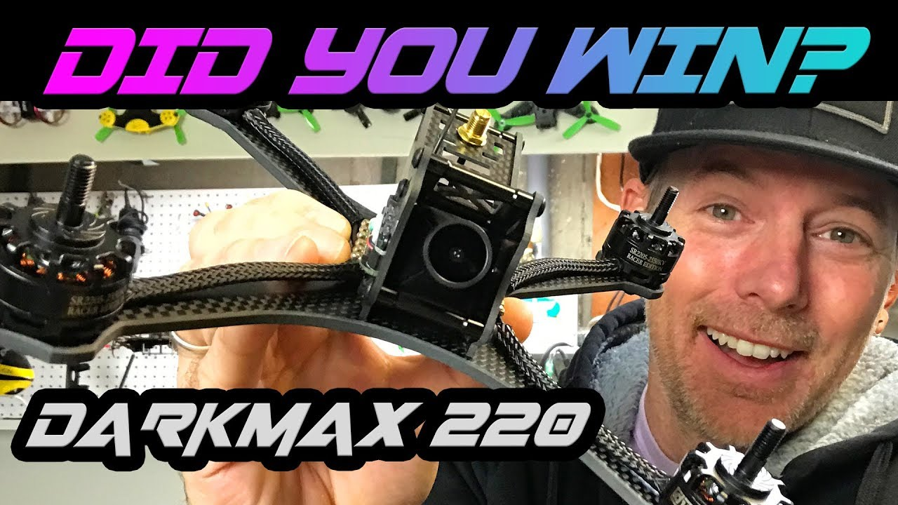 DID YOU WIN? – FREE DRONE WINNER – Fpv Racer Giveaway