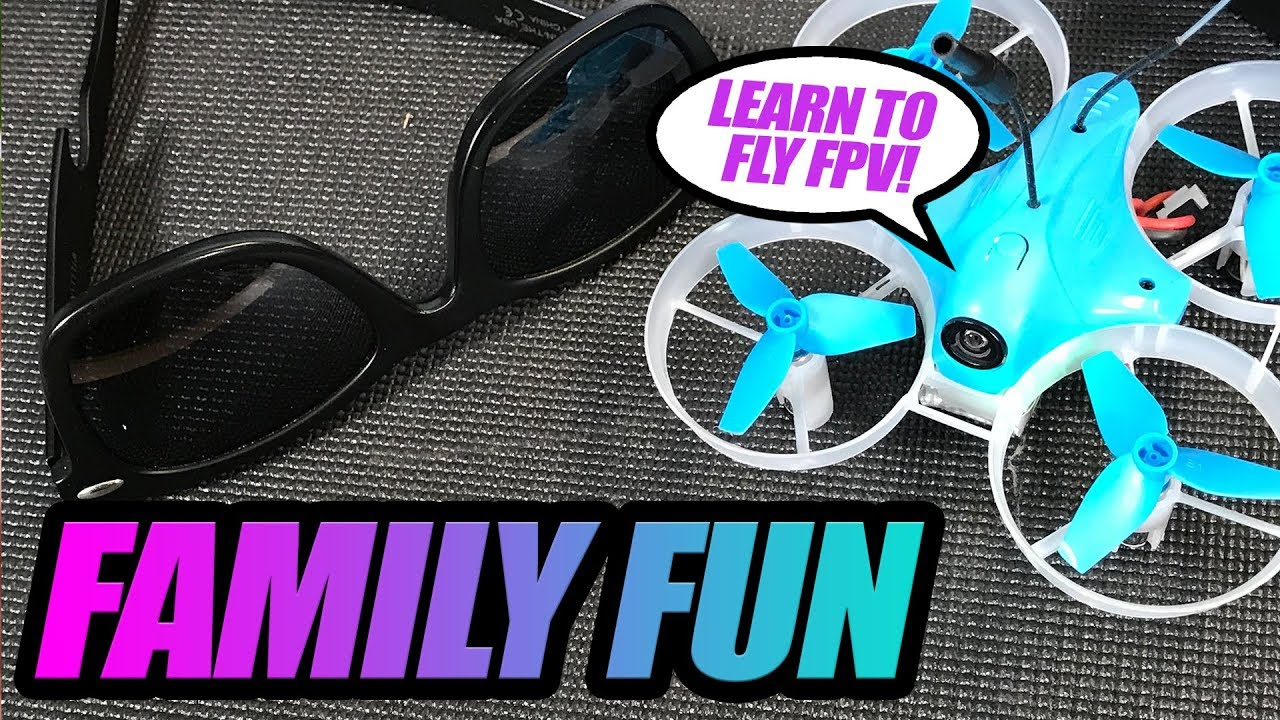 Family Friendly FPV Racing – Lieber Zulu Mini Fpv Racer – Review, Flights, Pros & Cons