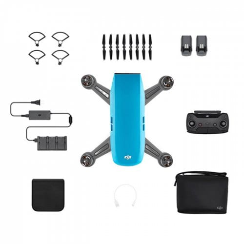 Refurbished DJI Spark Mini RC Selfie Drone