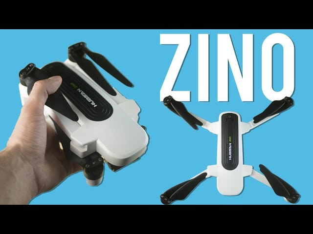 Hubsan Zino Review – 4k GPS drone under $400