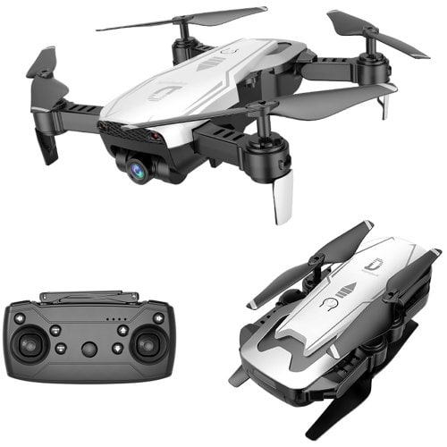 X12 WiFi FPV RC Drone Altitude Hold Wide-angle Lens Waypoints