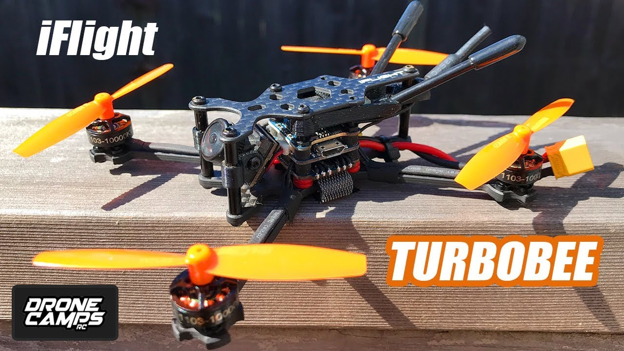WE HAVE A WINNER! – iFlight Turbobee 120RS Quad – Honest Review & Flights