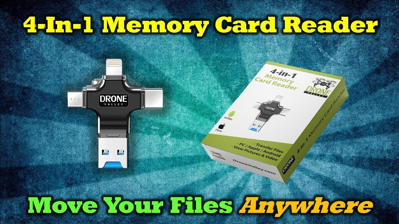 Ultimate Memory Card Reader – Move Your Files Anywhere