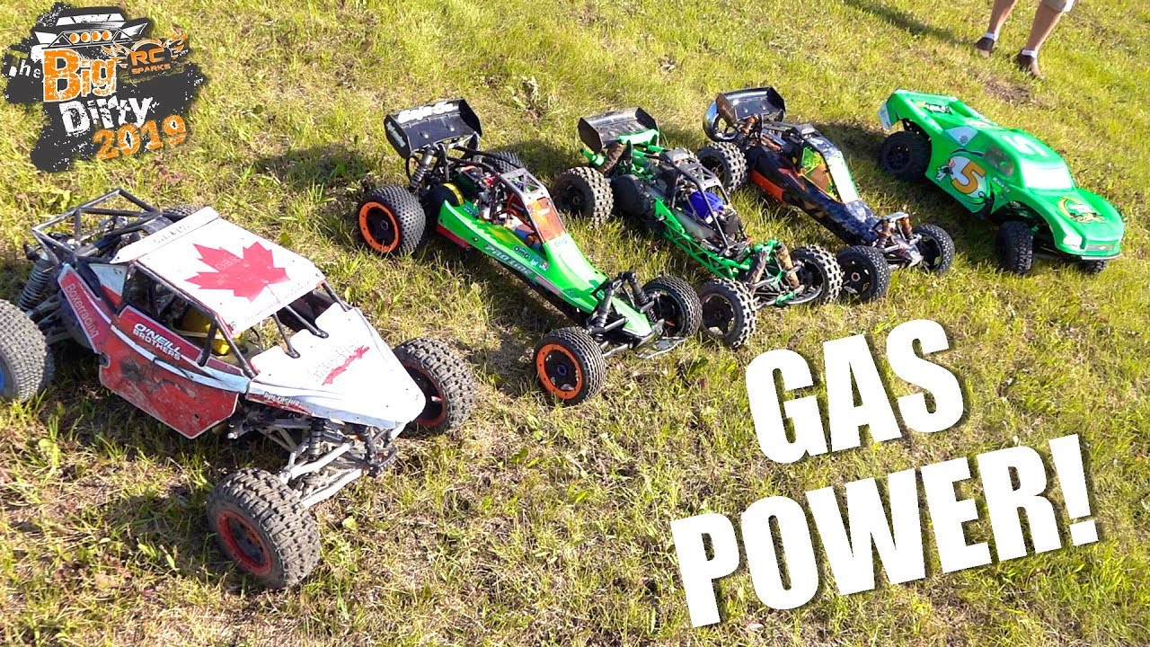 """2019 """"BiG DIRTY"""" – Canadian Large Scale Offroad Race Highlight Reel (PART 1) 