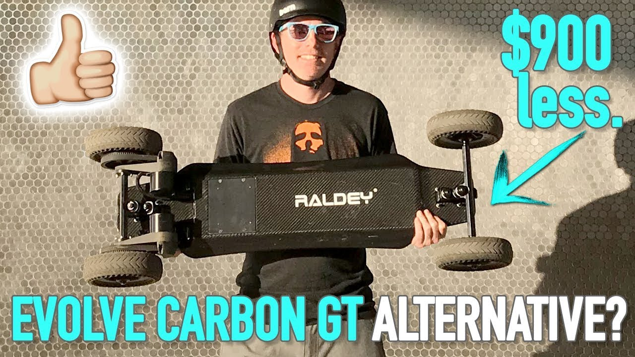 EVOLVE CARBON GT Alternative that's $900 Less – Raldey Carbon AT – FULL REVIEW
