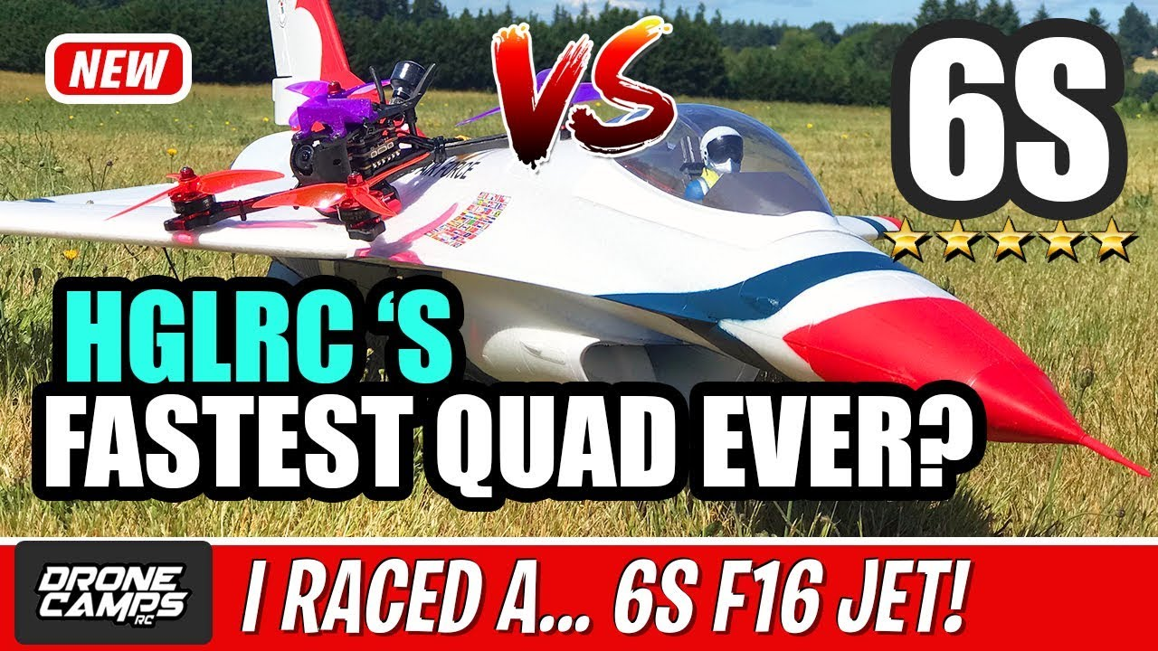 HGLRC'S FASTEST QUAD EVER? – WIND 5 6S FPV Race Quad – Full Review