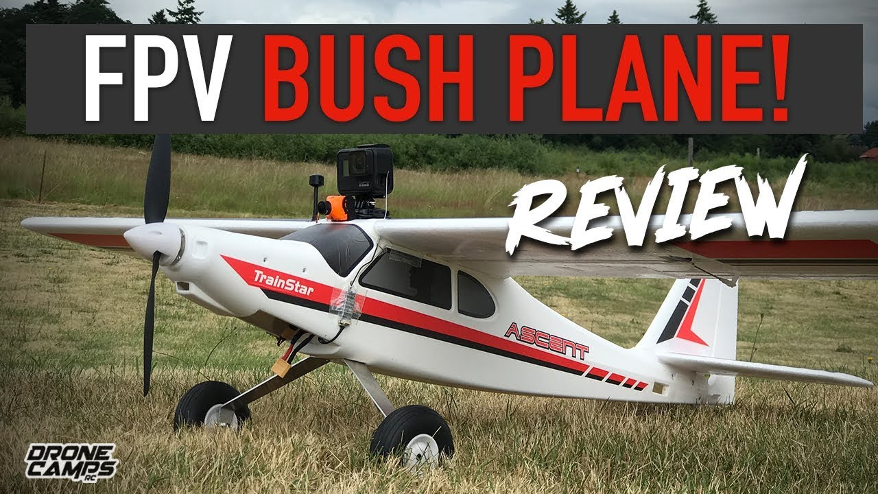 FPV BUSH PLANE! – VOLANTEX ASCENT 747-8 – FULL REVIEW & FLIGHTS