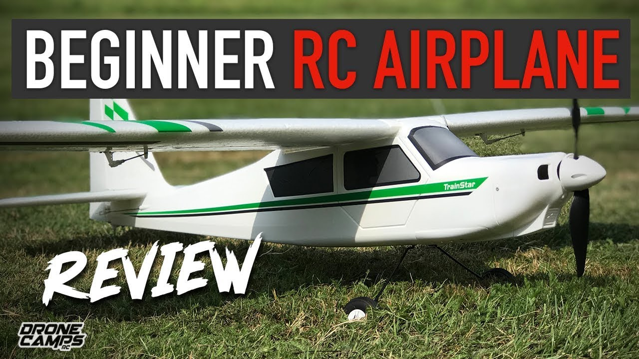 BEST Beginner RC Airplane 2019 – ALMOST INDESTRUCTIBLE! for $99
