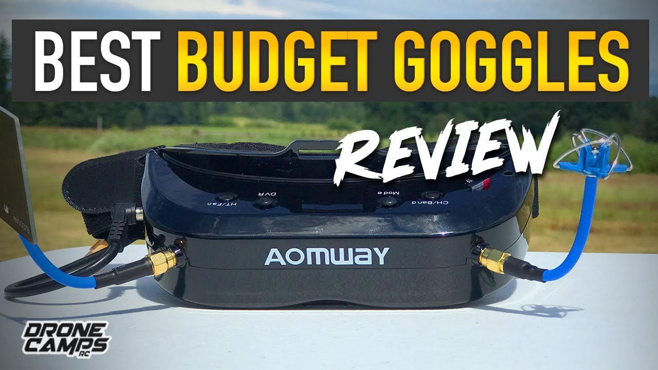 BEST BUDGET GOGGLES – NEW' AOMWAY Commander V1S – FULL REVIEW