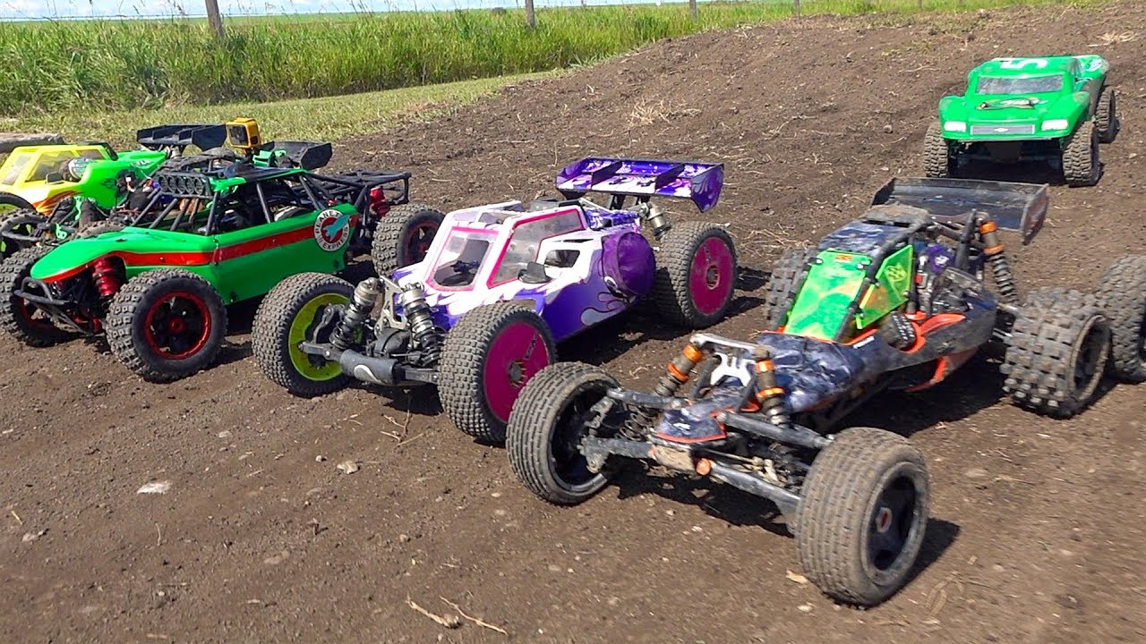 "2019 ""BiG DIRTY"" – MiXED Buggy: Canadian Large Scale Offroad Race Reel (PT 2) 