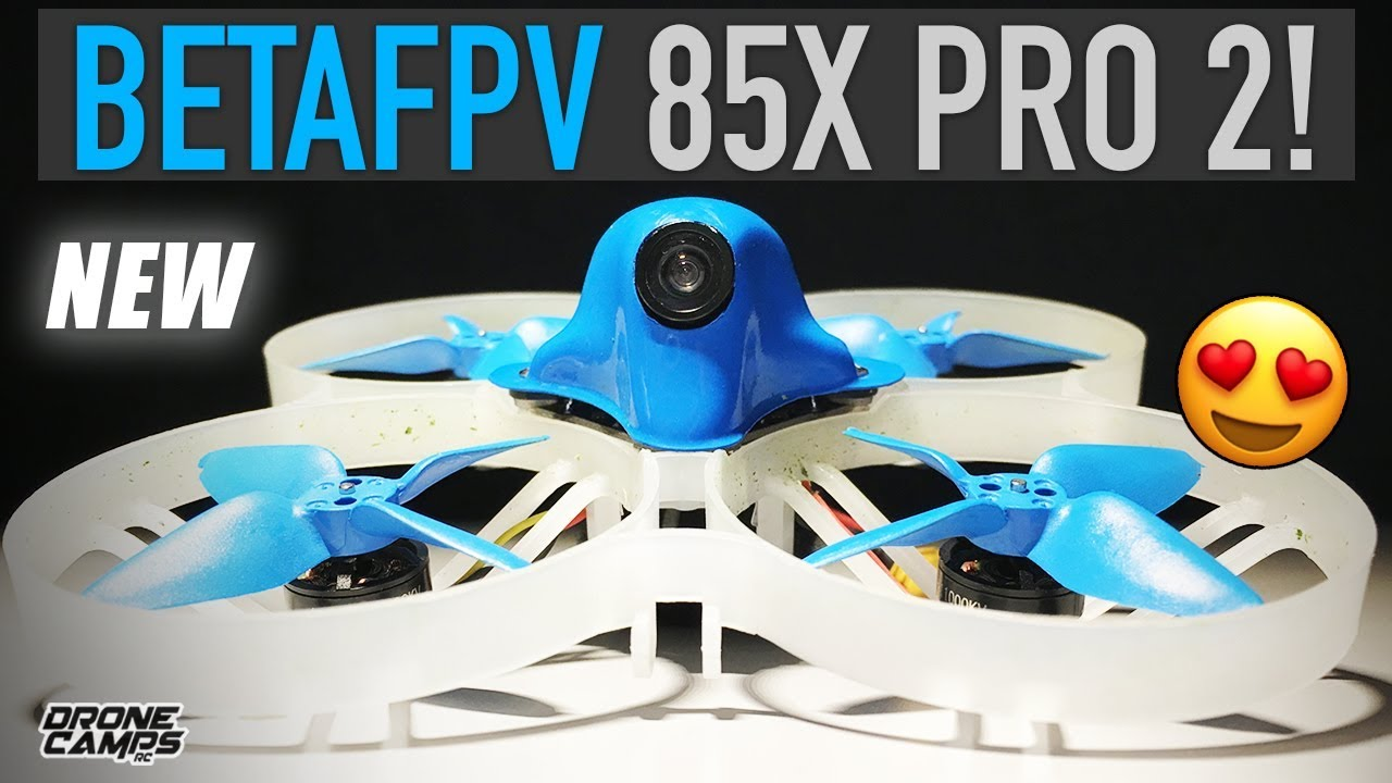 FREESTYLE INSANITY! – NEW' Beta85 Pro 2 – REVIEW, FLIGHTS, & PIDs