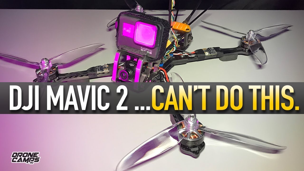 DJI MAVIC 2 can't do this! – Skystars G730L GPS iNAV 7″ Drone – FULL REVIEW