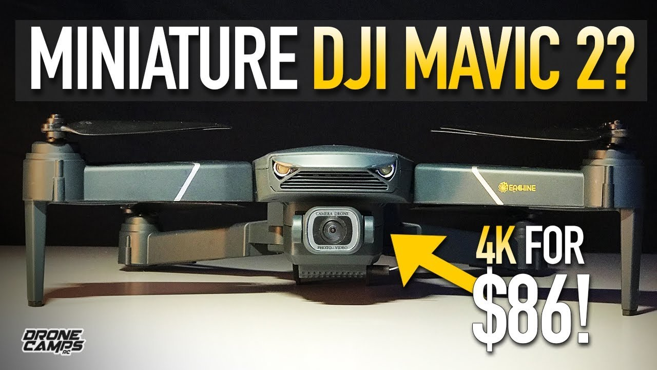 DJI MAVIC 2 MINI 4K DRONE? – Eachine e520 4K Drone – Review & Flights