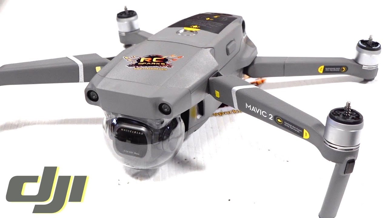 """I FINALLY bought a NEW DRONE after 4 Years! DJI MAVIC 2 Pro & """"Smart Controller"""" 