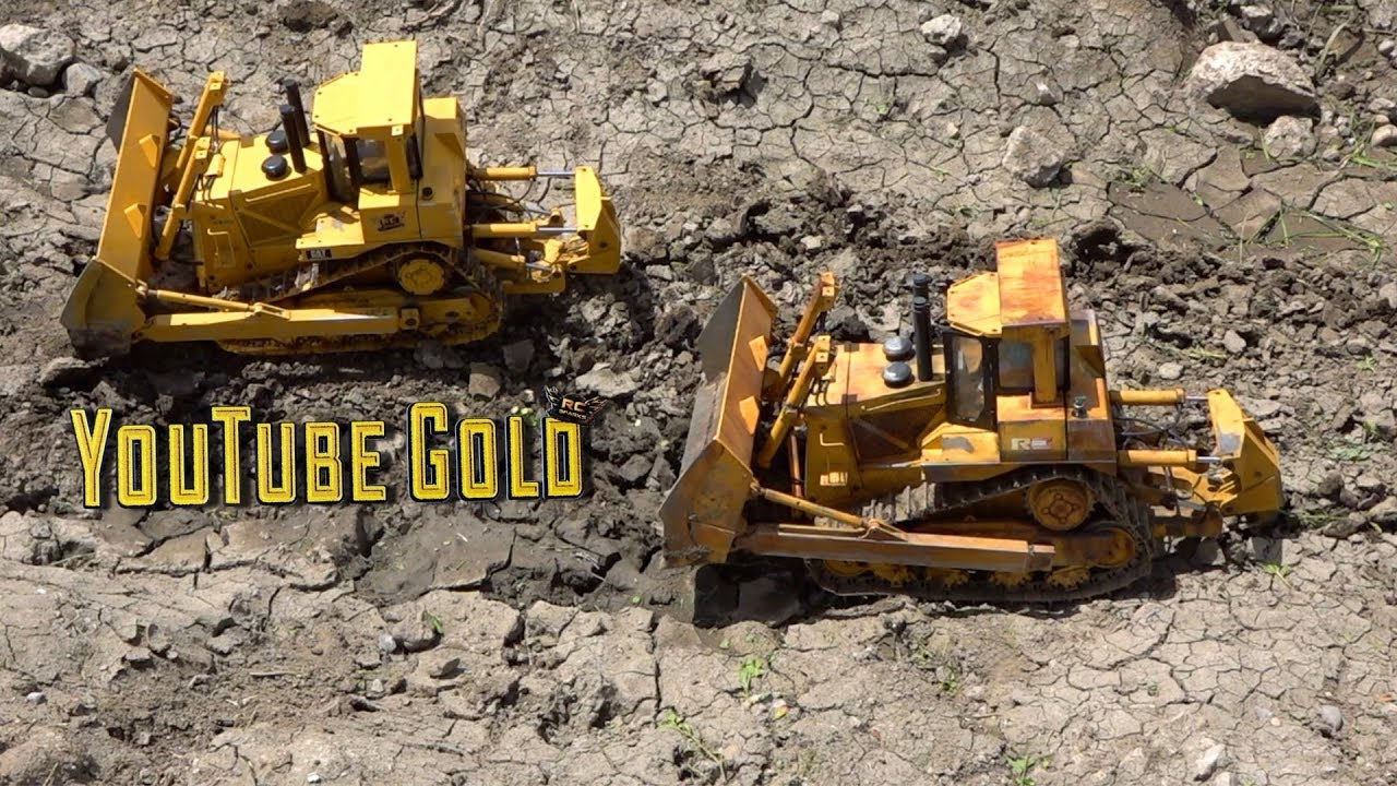 YouTube GOLD – Gold Makes the Ugly Beautiful (s2 e14) | RC ADVENTURES