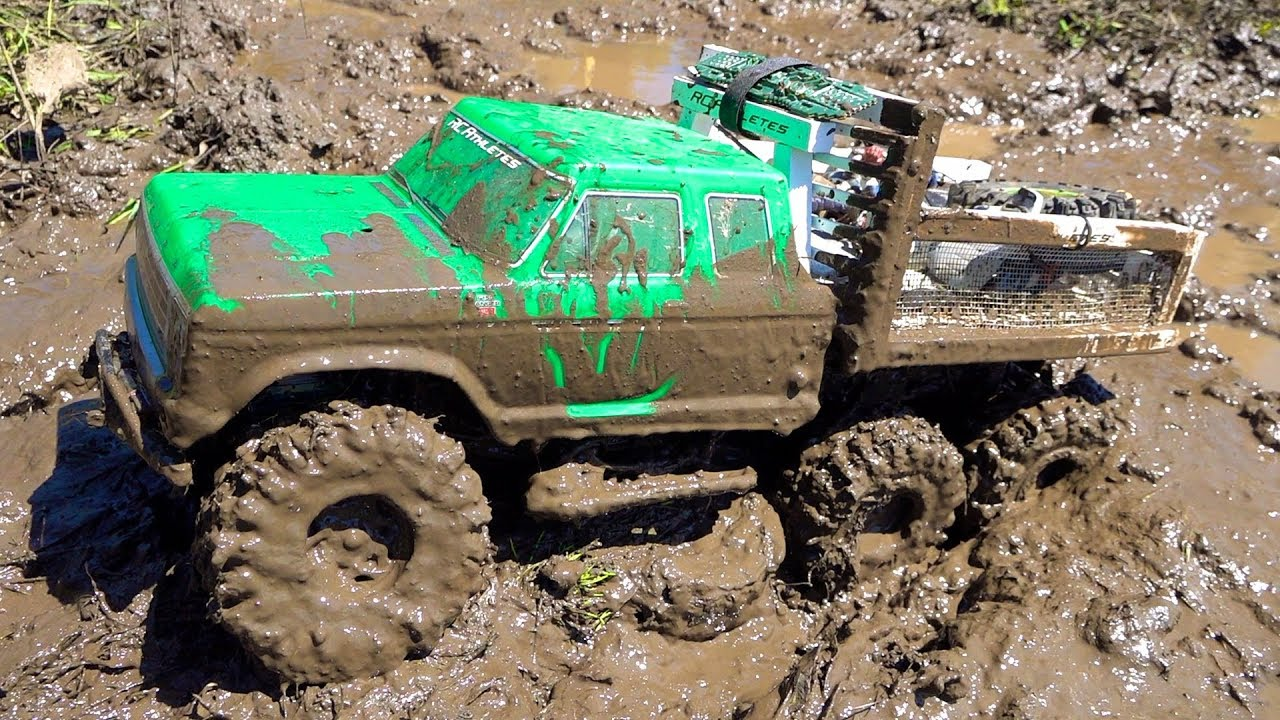 TTC 2019 – Eps 6: 6×6 in a SOUPY MUD BOG (PT 1) TUFF TRUCK COMPETITION – RUDE BOYZ | RC ADVENTURES