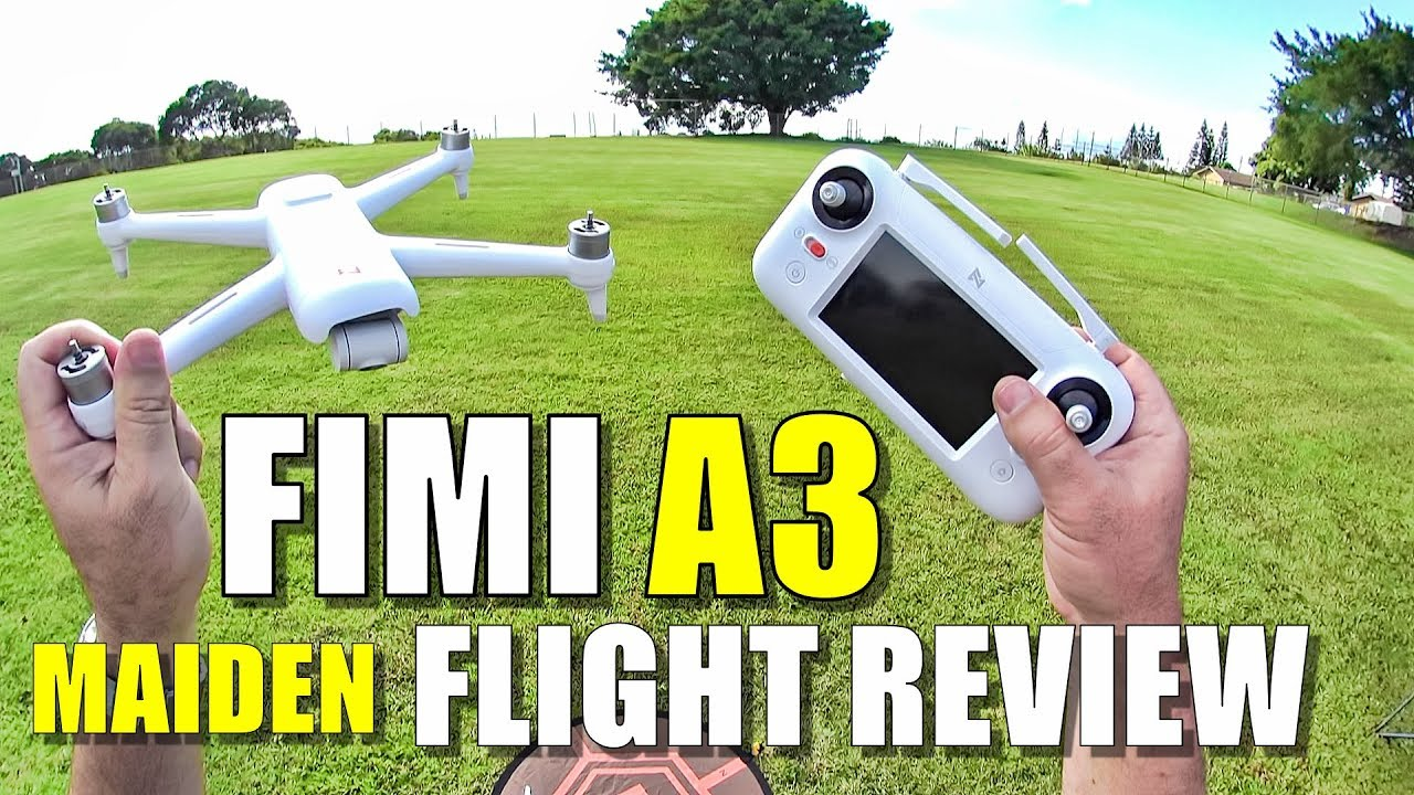 Xiaomi FIMI A3 Drone Review – Part 2 – [Maiden Flight Test, Pros & Cons]