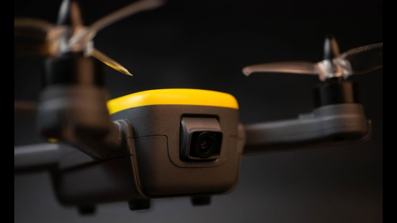 Funsky 913 drone review – The most silent drone in the world