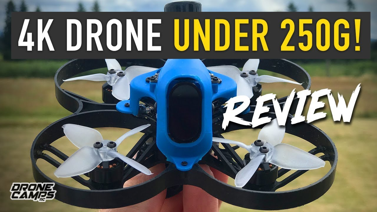 4K DRONE UNDER 250 GRAMS! – BETAFPV 85X 4K Drone – FULL REVIEW & FLIGHTS