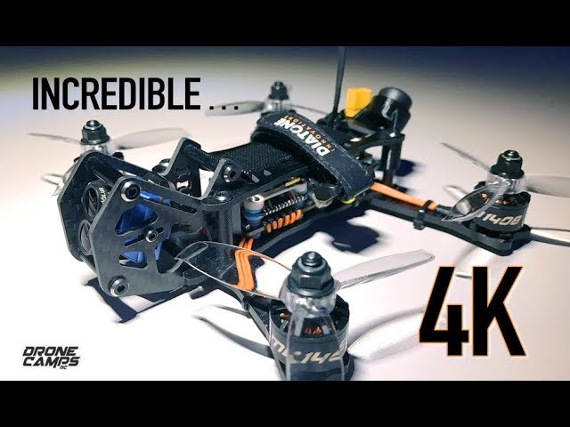 4K DRONE LAMBORGHINI! – Diatone TMC Airblade 4k Freestyle Quad – FULL REVIEW