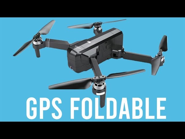 SJRC F11 Drone review – Foldable GPS brushless quadcopter