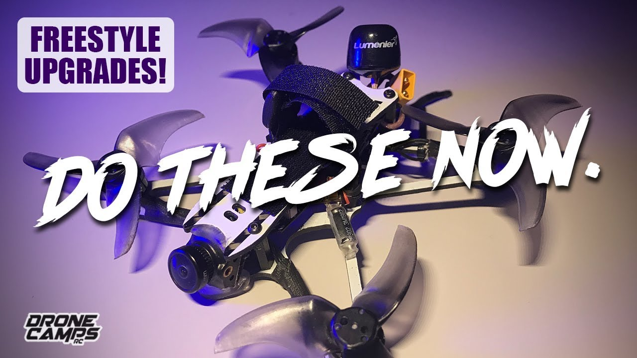 EMAX TINYHAWK FREESTYLE UPGRADES – DO THESE NOW!!!