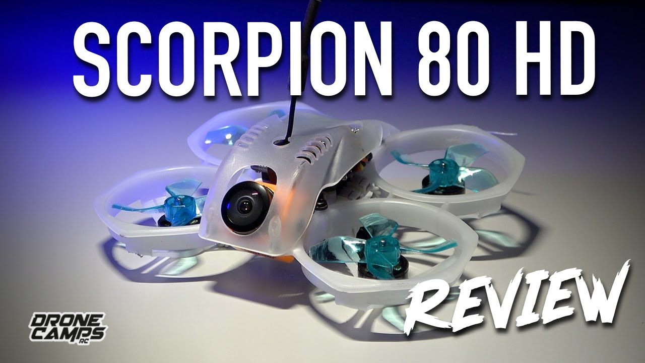 Gofly RC Scorpion 1080p HD Whoop – Honest Review & Flights ?