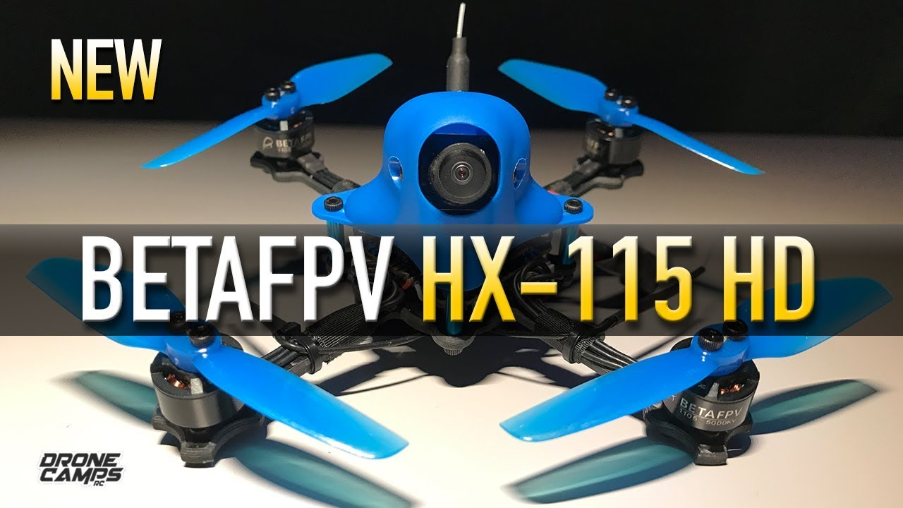 4S Freestyle HD Ripper – BetaFpv HX 115 HD – Review, Flights, & Rating