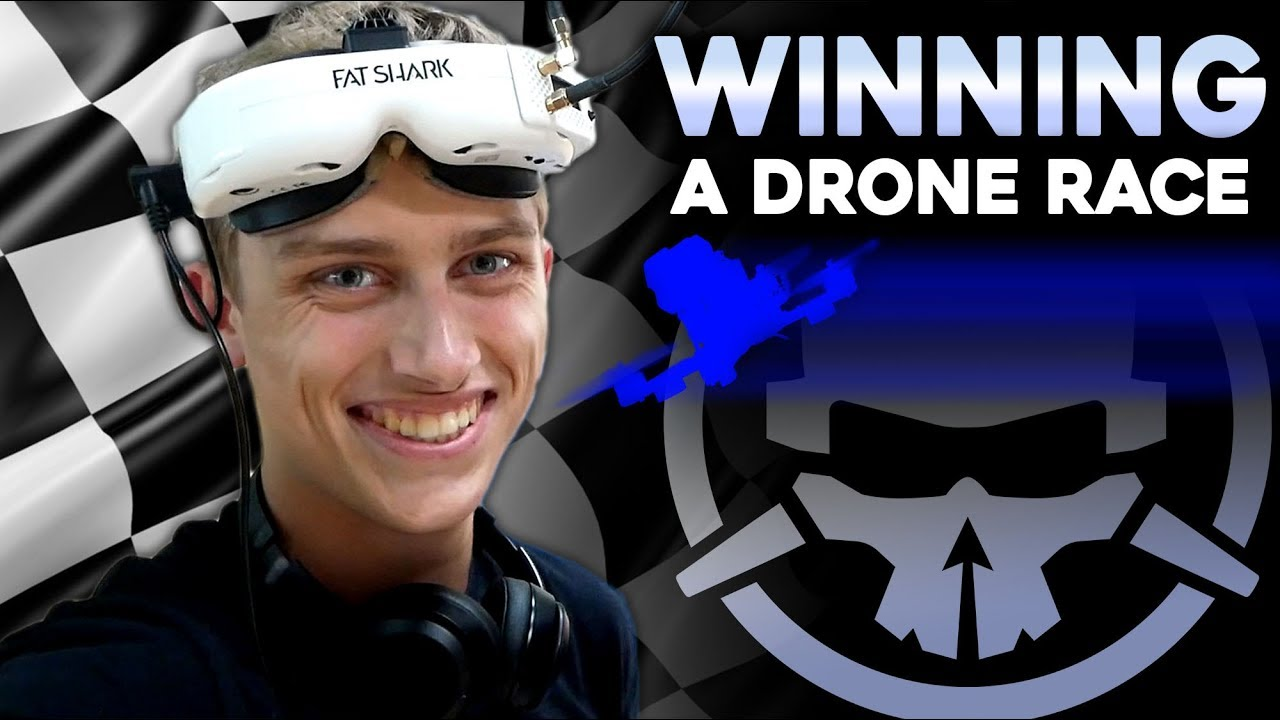 Winning a Drone Race with Captain Vanover!