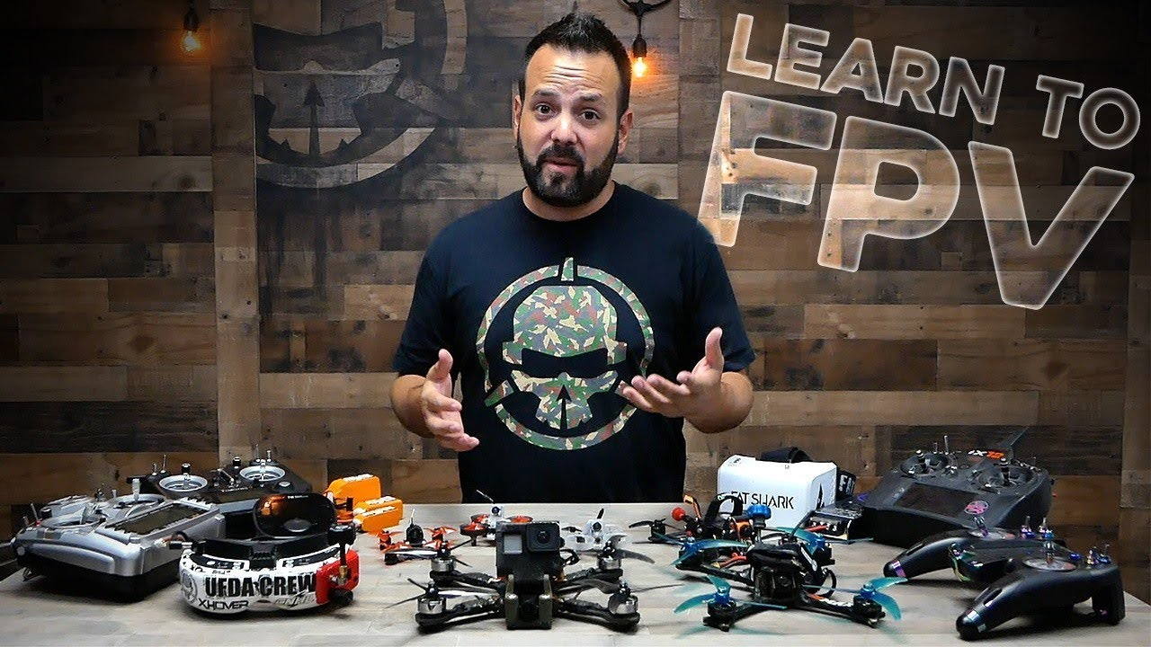 """Welcome to """"Learn to FPV"""""""