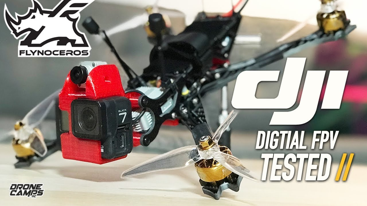DJI DIGITAL FPV SYSTEM just changed the future of FPV – FREESTYLE // FIXED WING REVIEW