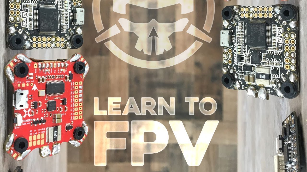 Choosing Flight Controllers for FPV