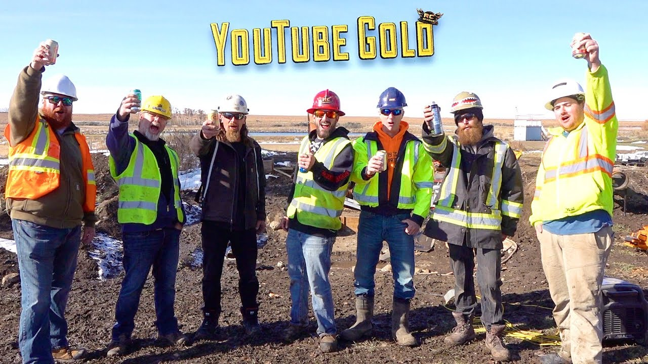 YouTube GOLD – FINALE : HELEN of TROY OUNCES, SHUT 'ER DOWN! (s2 e27) GOLD MINING | RC ADVENTURES