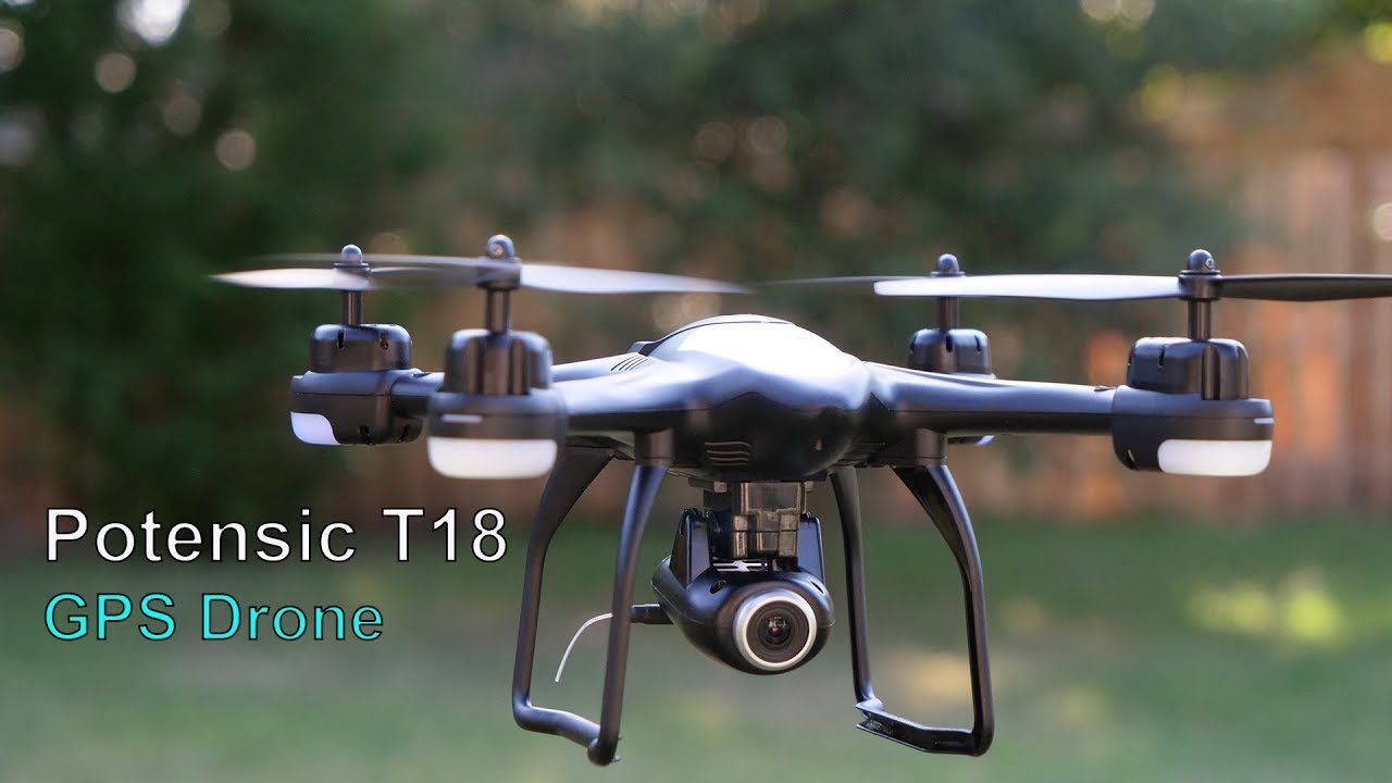 Potensic T18 Drone Review