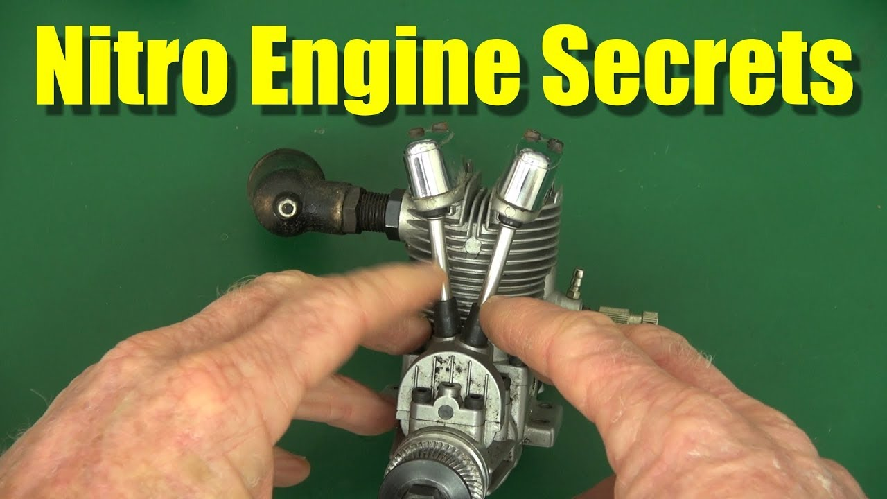 All about NITRO engines