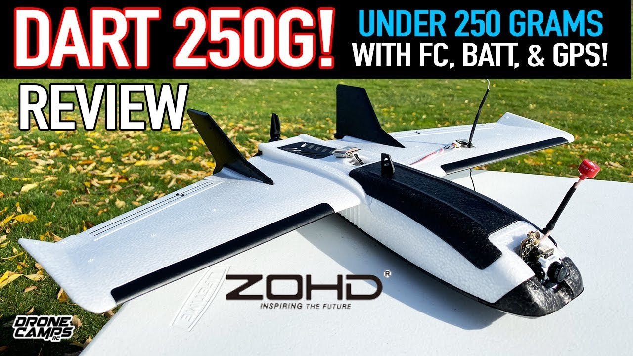 UNDER 250G with GPS! – ZOHD DART 250G Fpv Wing – FULL REVIEW & FLIGHTS