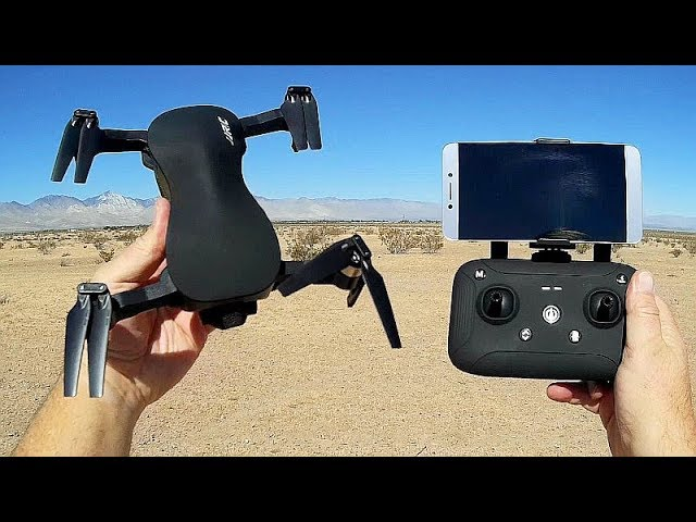 JJRC X-12 Aurora (C-Fly Faith) 3 Axis Gimbal Long Distance Drone Flight Test Review