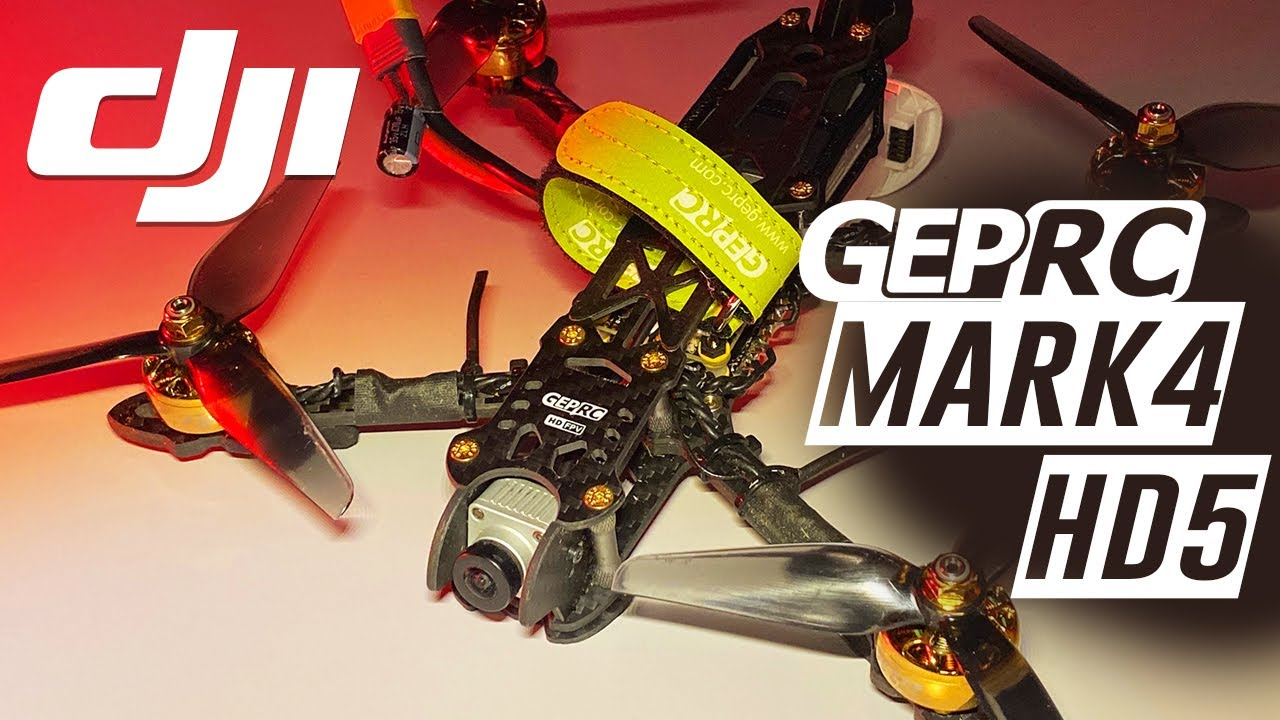 GEPRC MARK4 HD5 – DJI Digital Fpv Quad – FULL REVIEW & FLIGHTS