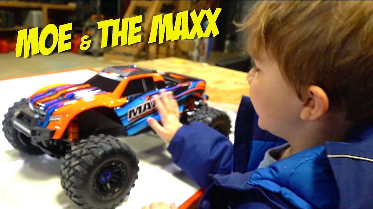MOE & THE MAXX! #PROUDPARENTING | RC ADVENTURES