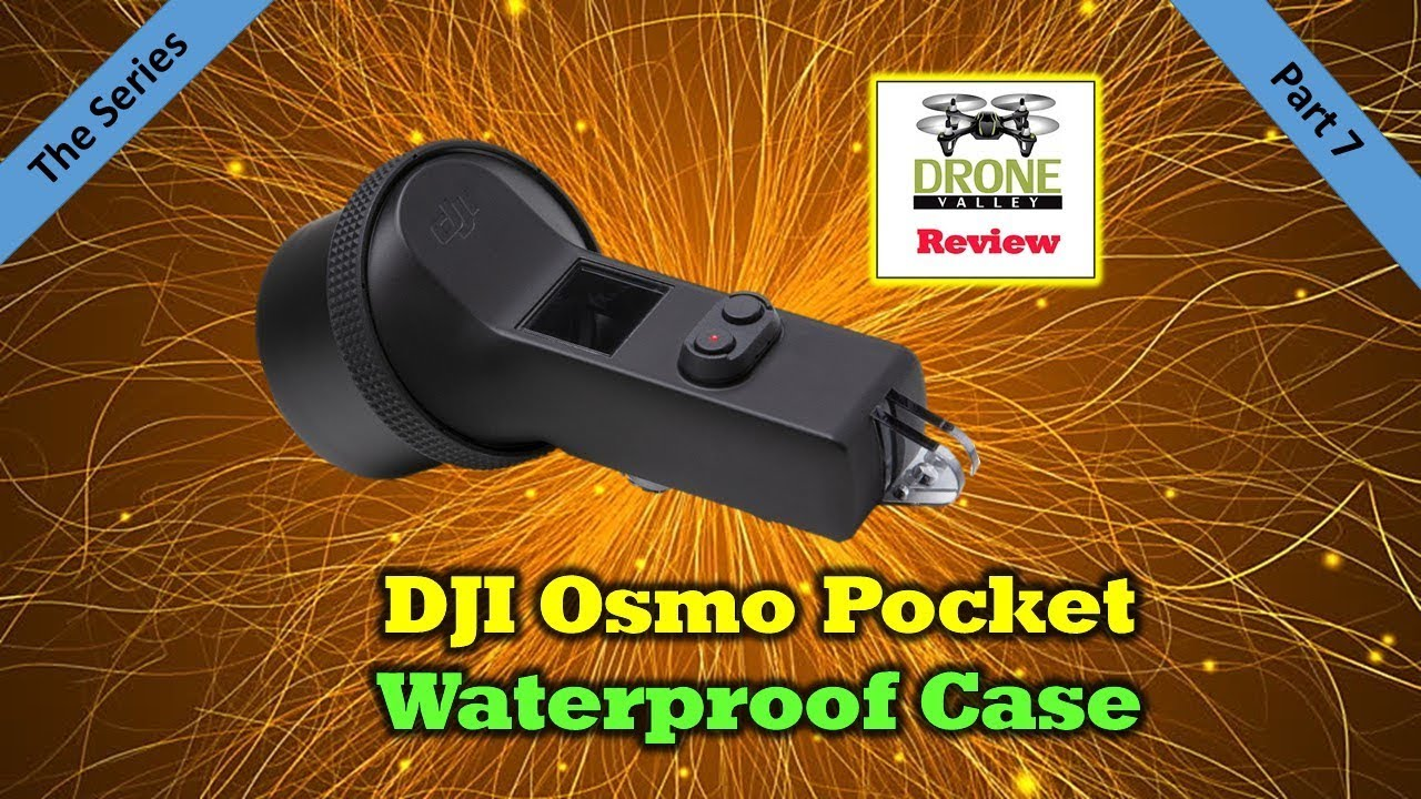 Turn Your Osmo Pocket Into A True Action Camera With the Waterproof Case