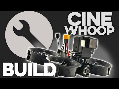 Build: Cinewhoop w/ DJI HD FPV (feat. NURK)