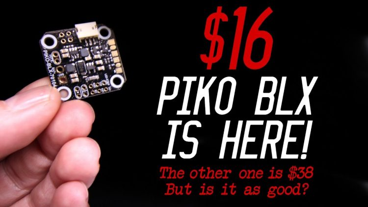Kingkong PIKO BLX $16 Micro Flight Controller Review