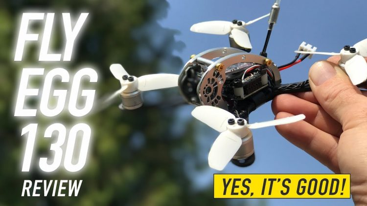 KINGKONG FLY EGG 130 – YES IT'S GOOD! – Honest Flight Review