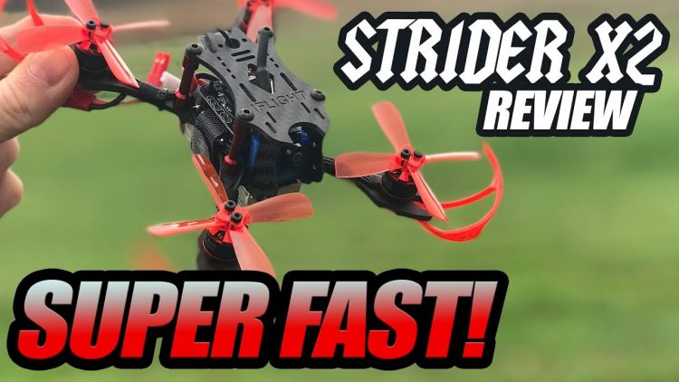 iFlight Strider X2 122mm – 100% Honest Review, LOS, & Flights