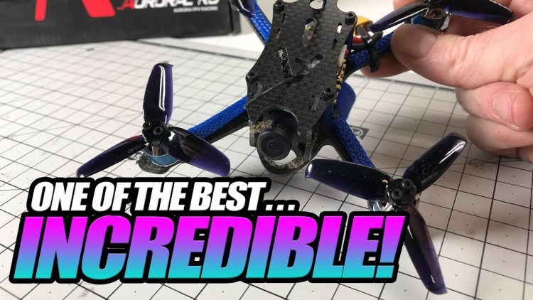 INCREDIBLE! – Aurora RC MINI FIGHT 124mm Micro Review [ LOS / FPV / Pros & Cons ]