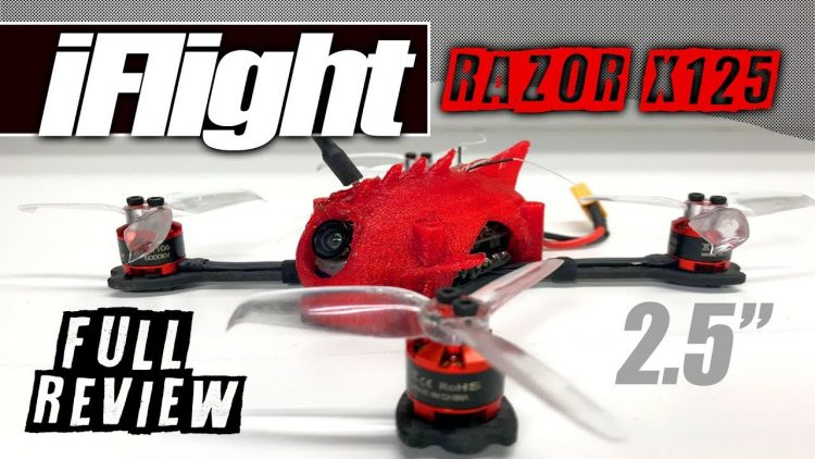 iFlight X125 Micro Brushless – Review, LOS Flight, FPV, Pros & Cons